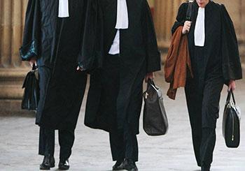 المحامى العربى
